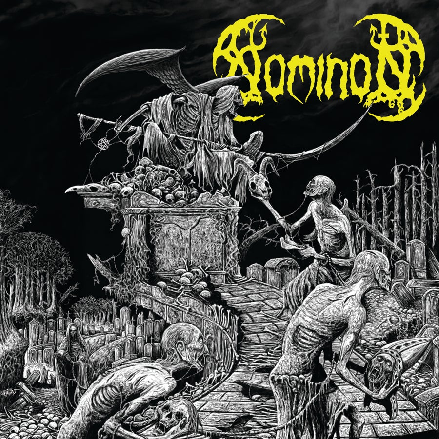 """Image of NOMINON """" Decaydes of Abomination """" CD"""