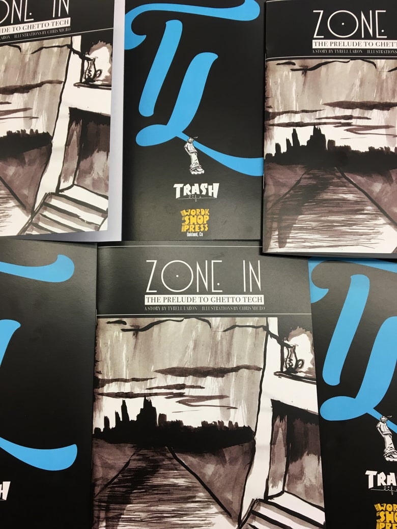 Image of 'Zone In' zine