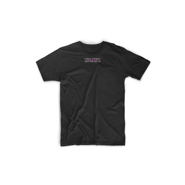Image of Carlo Anthony Defense Squad Tee