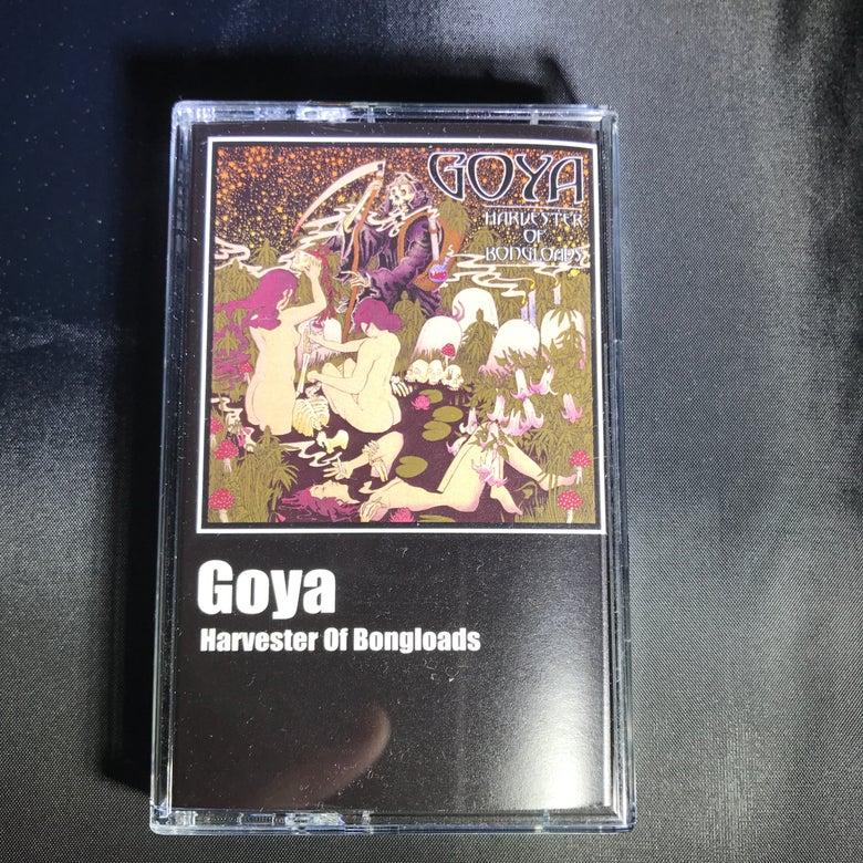 Image of Harvester Of Bongloads Cassette