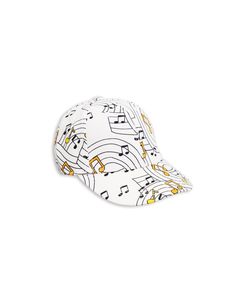 Image of Music cap, off white, Mini Rodini