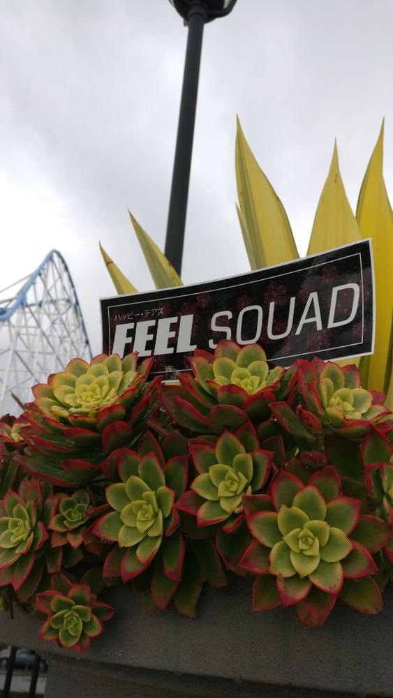 Image of FEEL Squad | vinyl UV Coating