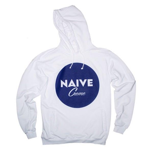 """Image of """"NAIVE"""" summer hoodie"""