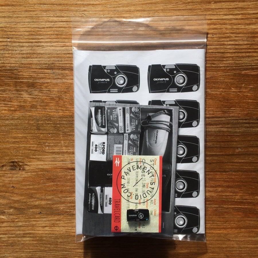 Image of Mju 2 Pin Badge Pack