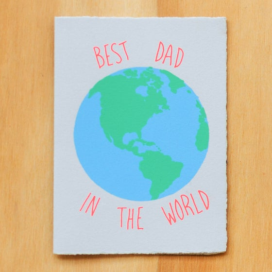 Image of Best Dad in the World