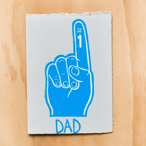 Image of Dad Finger
