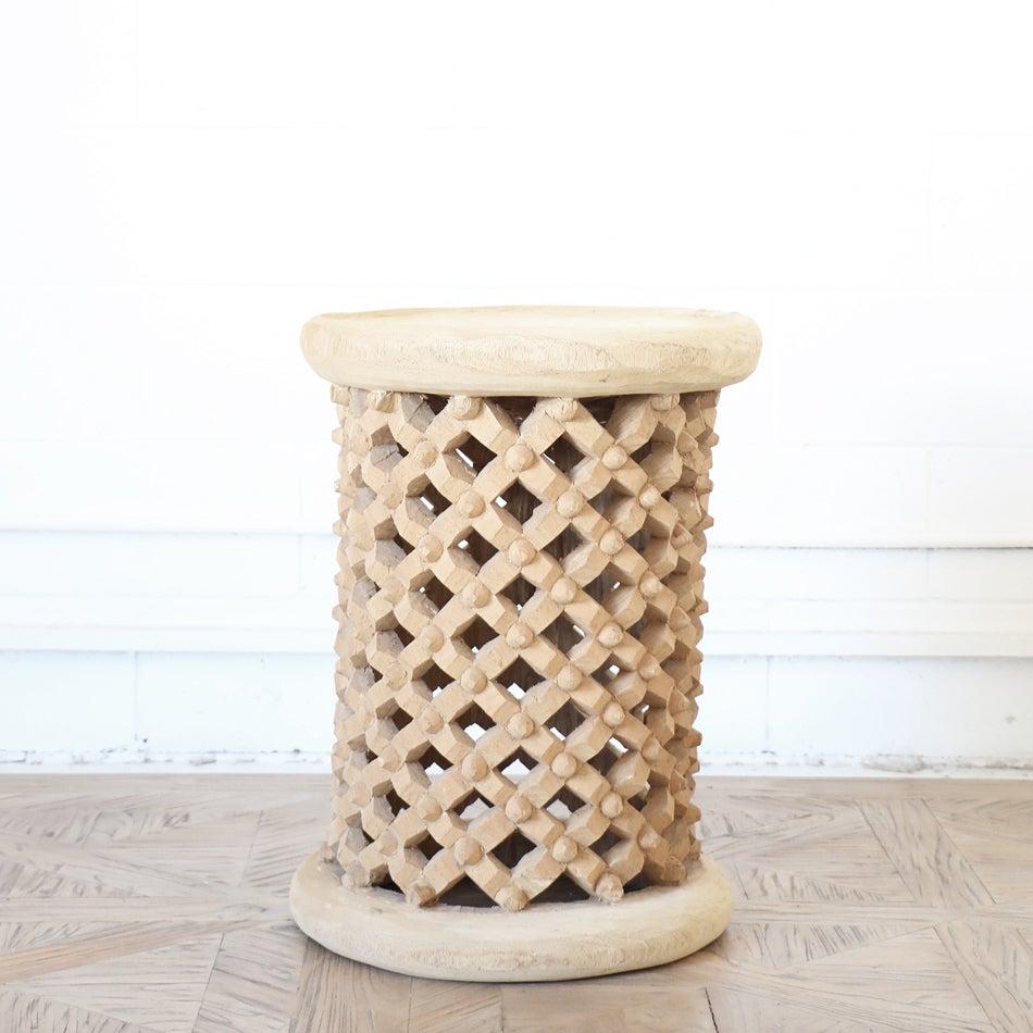 Image of Bamileke Side Table