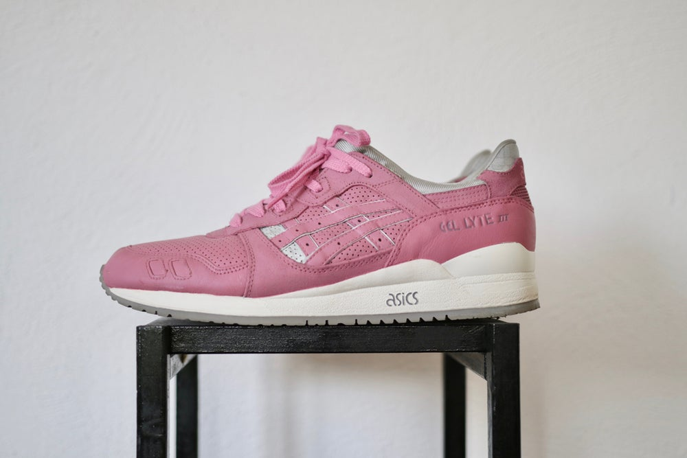 Image of Asics Gel Lyte III - Rose
