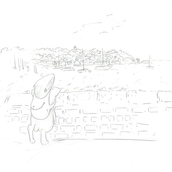 Image of SALE! More Badger Artwork