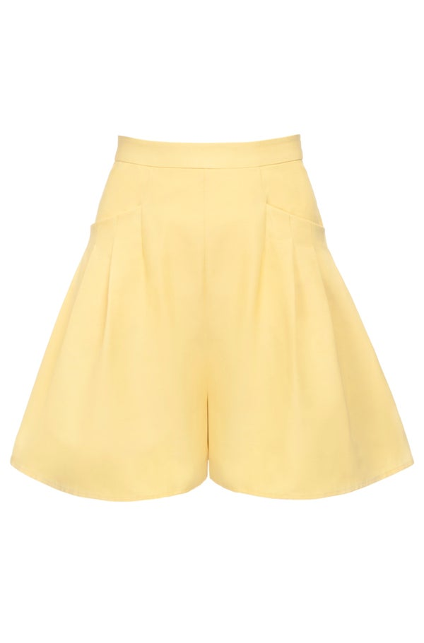 Lily Shorts (Yellow, Blue, White) - Melissa Bui