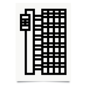 Image of Trellick Tower print