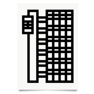 Image of Trellick Tower print