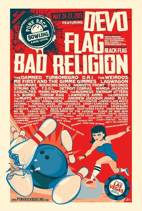 Image of Punk Rock Bowling 2013