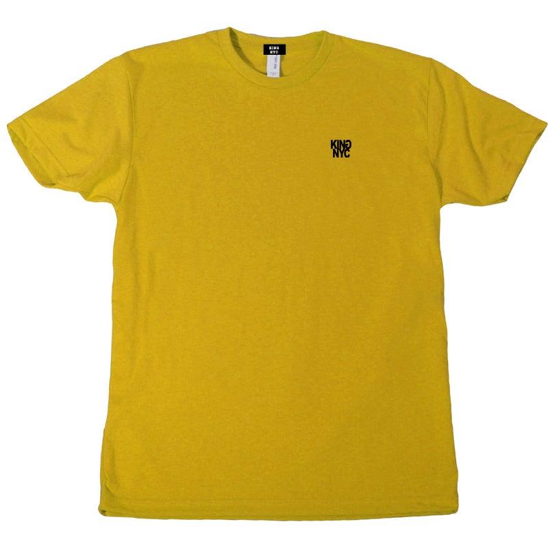 Image of KingNYC Reversed G Logo T-Shirt