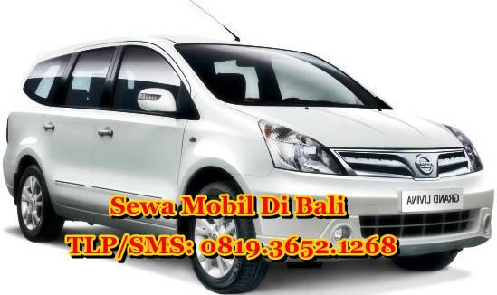 Image of Sewa Mobil Grand Livina Di Bali
