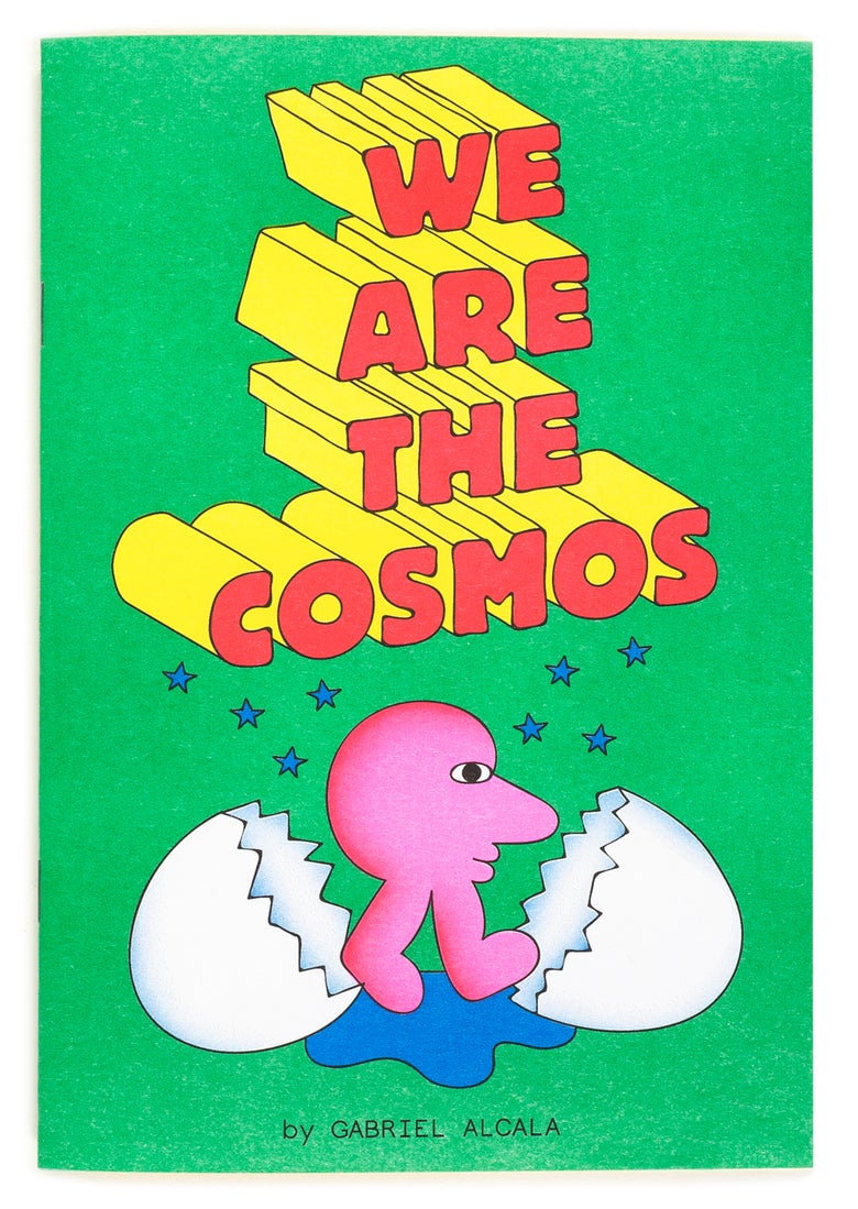 Image of We Are The Cosmos by Gabriel Alcala