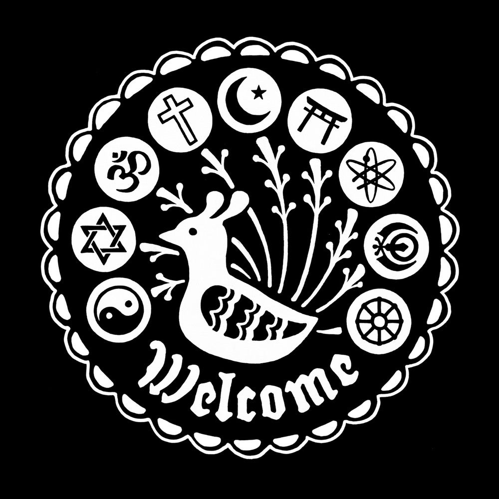 Image of The Welcome Sticker Pack