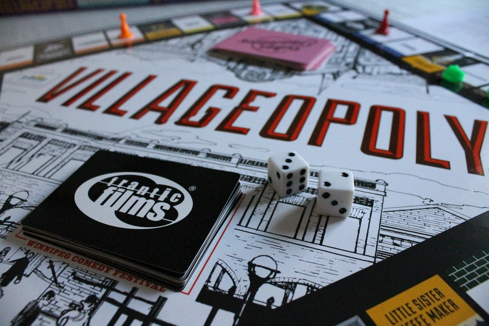 Image of Villageopoly Board Game
