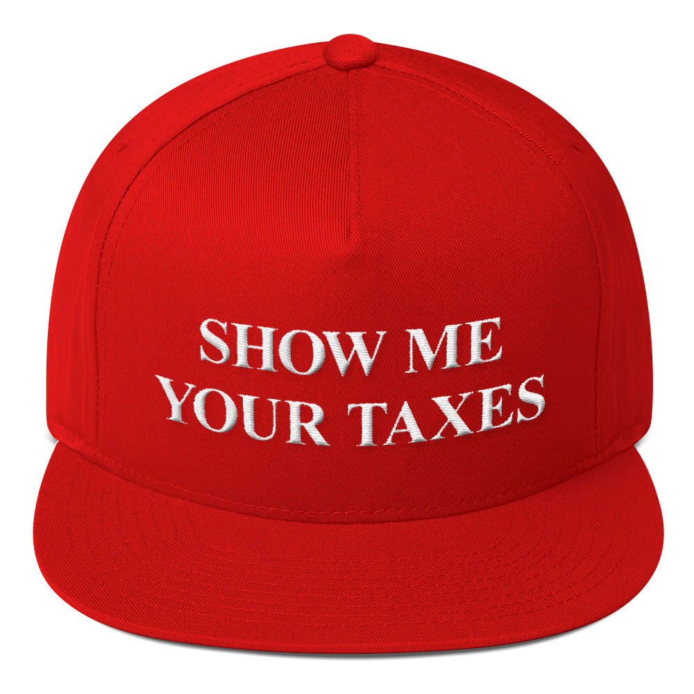 Image of Show Me Your Taxes - Hat