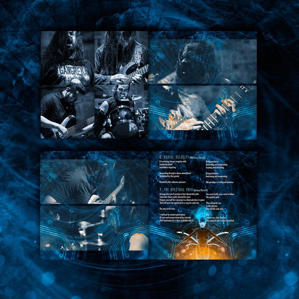Image of OVERCOMING REALITY EP CD 2017