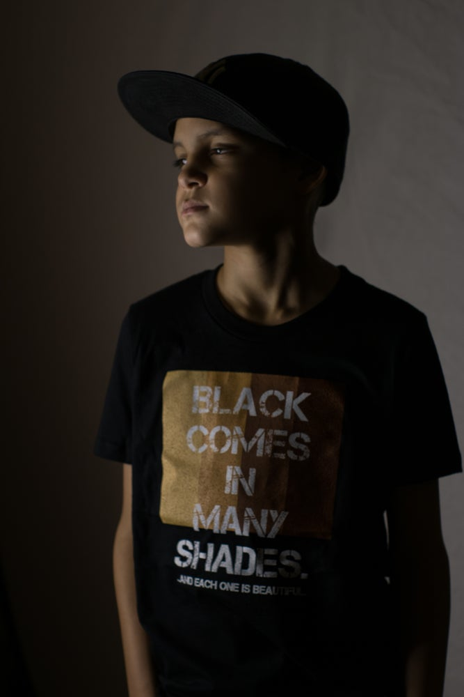 Image of Black Comes In Many Shades