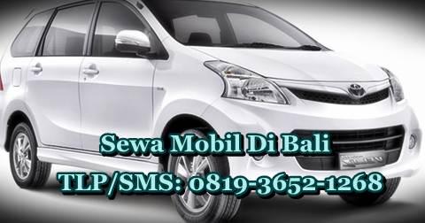 Image of Tempat Sewa Mobil Murah Di Bali Lepas Kunci