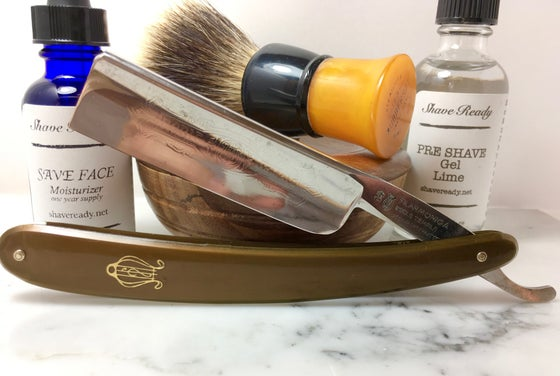 Image of Filarmonica 14 DT JMP Shave Ready Straight Razor