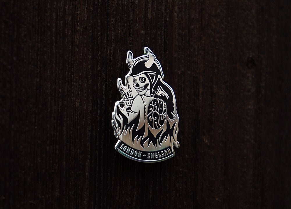 Image of Leader Of The Pack - Hard Enamel Pin