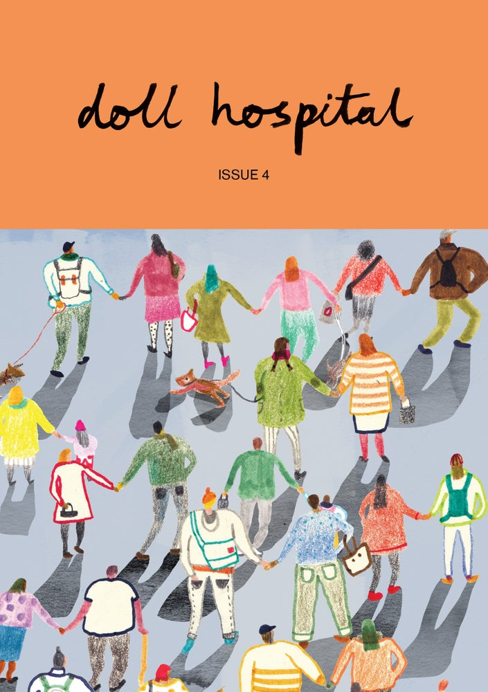 Image of Doll Hospital Journal: Issue Four (Digital Copy)