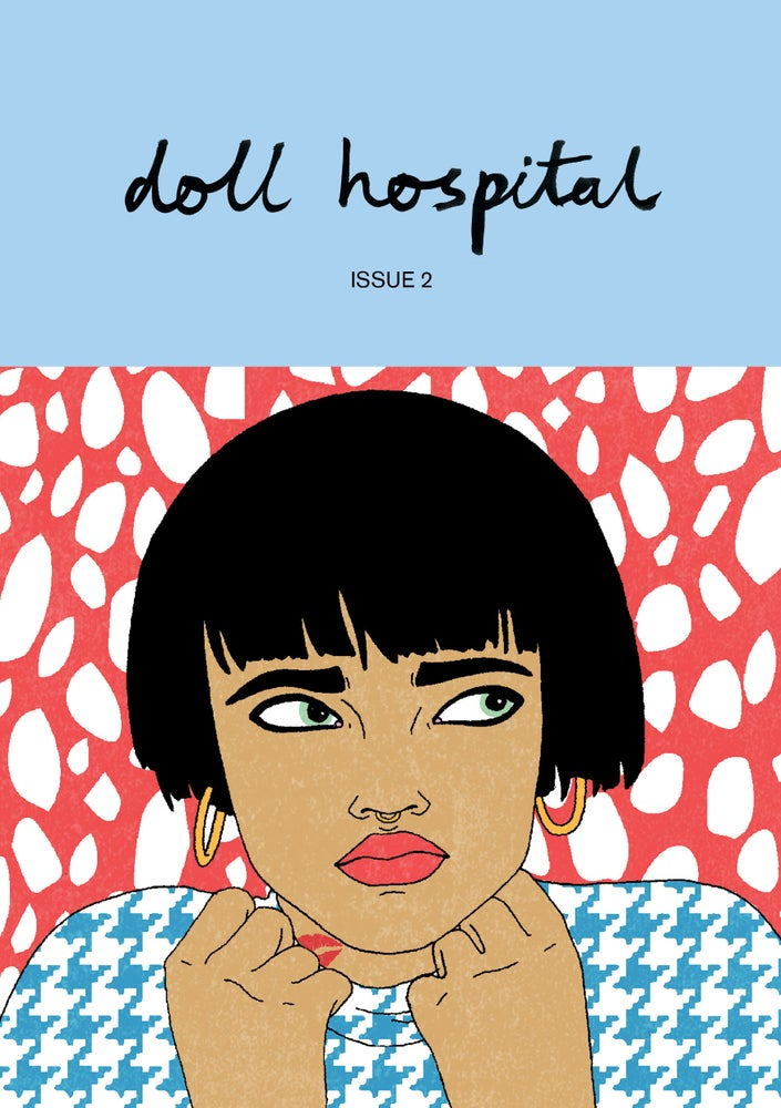 Image of Doll Hospital Journal: Issue Two (Digital Copy)