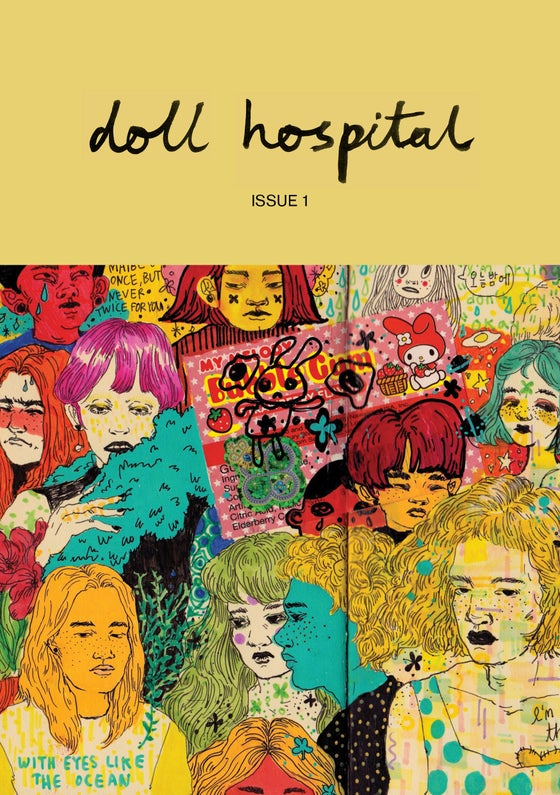 Image of Doll Hospital Journal: Issue One (Digital Copy)