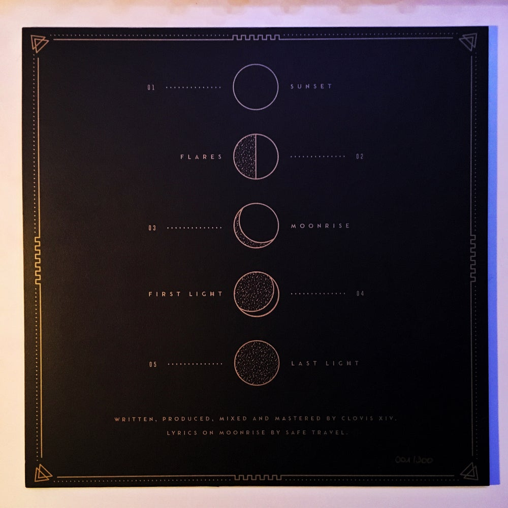 Image of Golden Hours EP - Limited Edition Vinyl