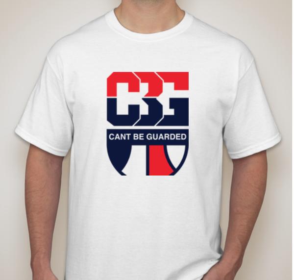 Image of CBG Basketball Logo T shirt
