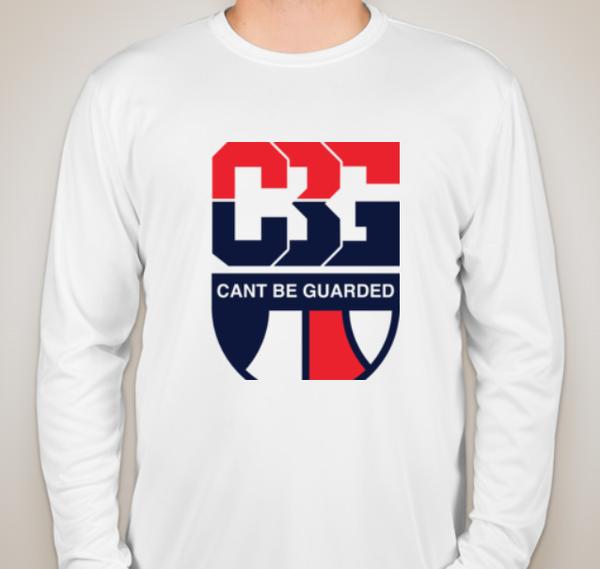 Image of CBG Basketball Logo Dri fit