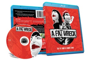 Image of A Fat Wreck - Blu-Ray / DVD