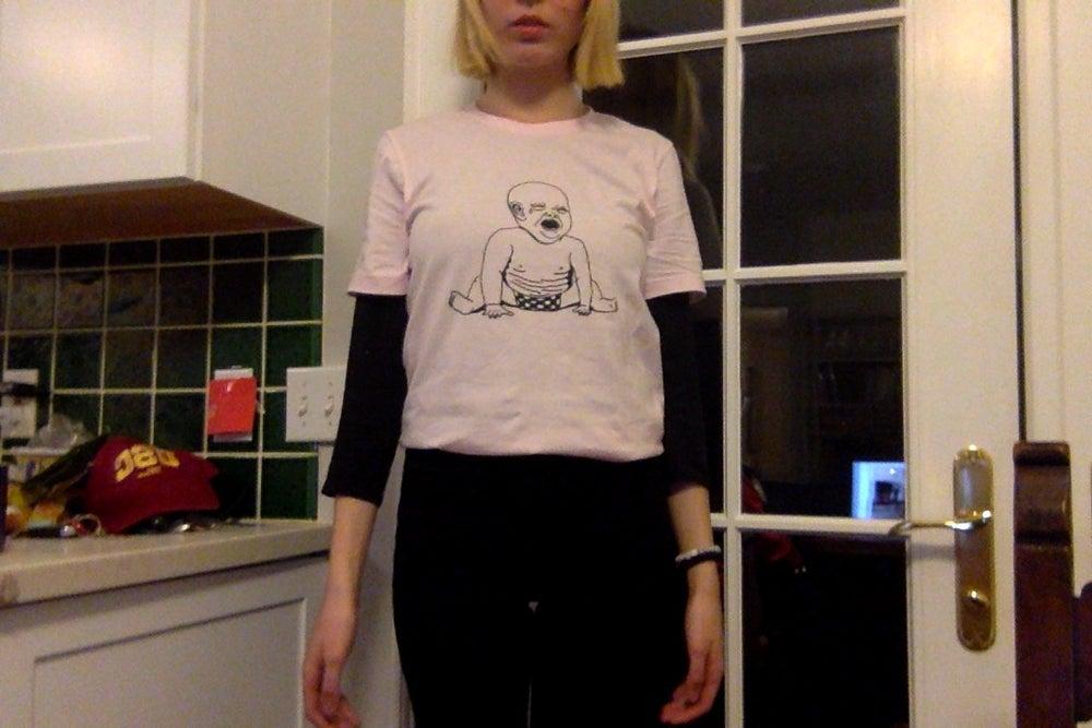 Image of Crying Baby teeshirt