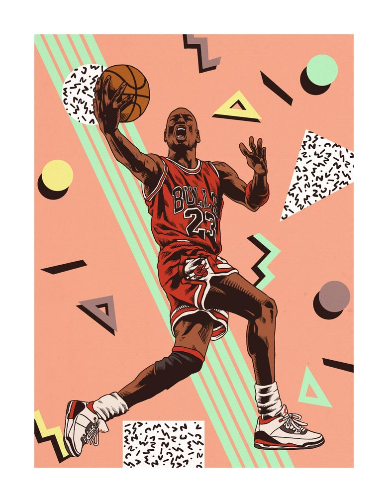 Image of Michael Jordan