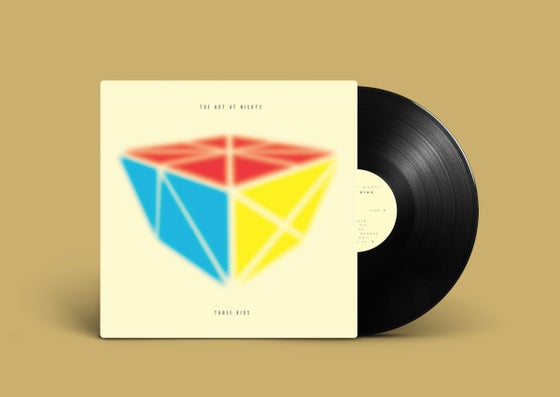 Image of Three Kids Vinyl Record - preorder