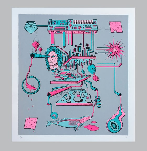 Image of Ouroboros Obligatory (print)