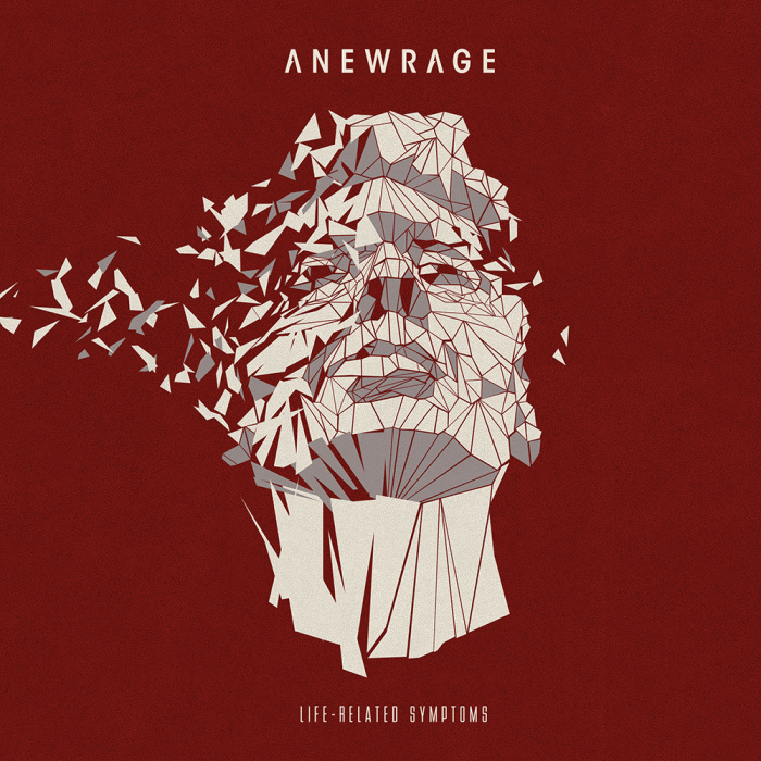 "Image of ANEWRAGE - ""Life-Related Symptom"" (Digipack)"