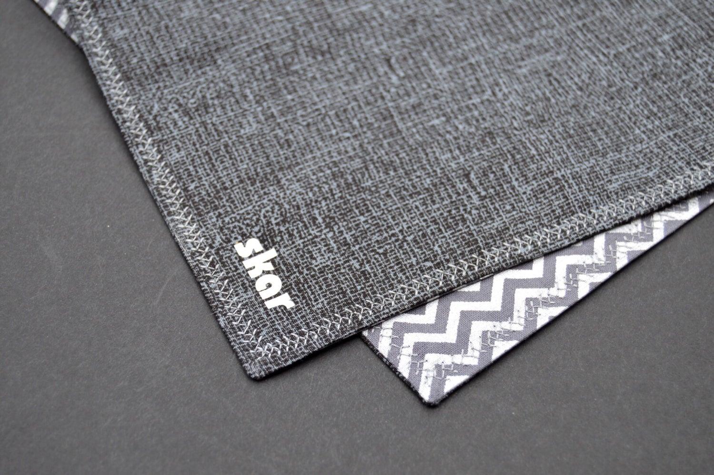Image of Metallic Shades of Grey