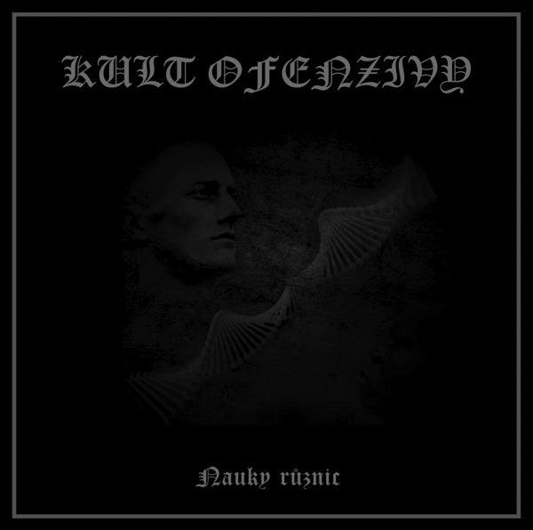 """Image of KULT OF OFENZIVY """" Nauky Ruznic """" CD"""