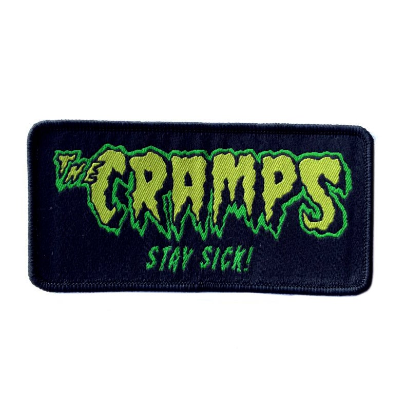 Image of The Cramps - Stay sick patch