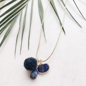 Image of Pom Pom Necklace