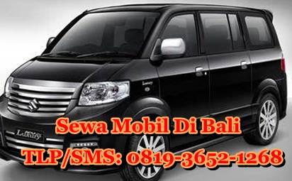 Image of Harga Sewa Mobil Apv di Bali