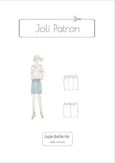 Image of Jupe Belle-île