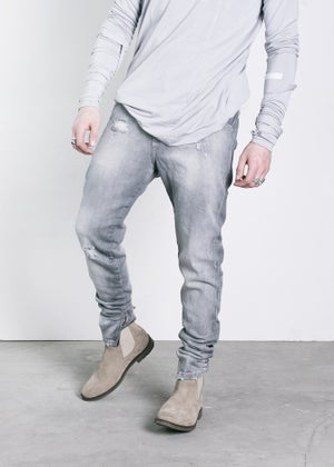 Image of U-F Denim Zip Jeans