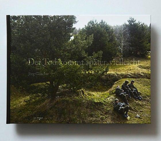 Image of der Tod kommt später, vielleicht / signed book