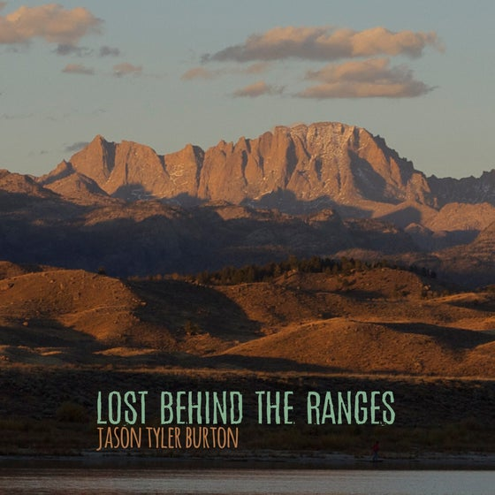 Image of Lost Behind the Ranges CD