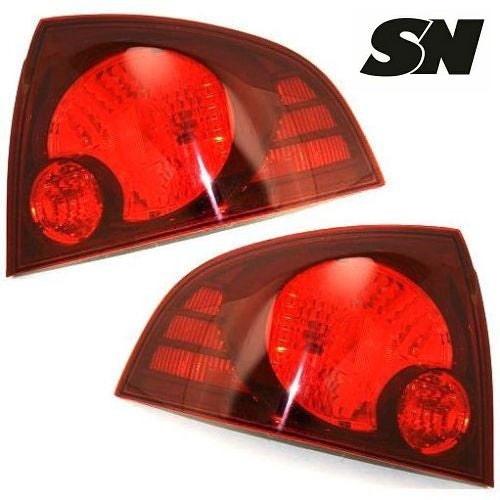 Image of (B15) 04-06 Sentra OEM style Red Taillights